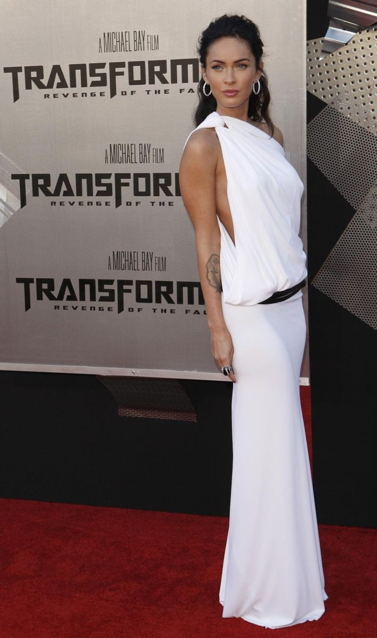 i wish i was famous and got to dress up this fabulously all the time.... #meganfox