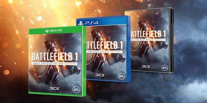 Battlefield 1 : EA et Dice ont dévoilé le nouvel opus de leur saga phare !