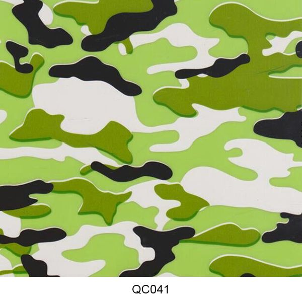 Hydro dipping film camouflage pattern QC041