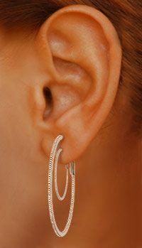 Venus por Maria Tash: Fornecer a melhor Penetrante NYC Oferece | Piercings Limpo, barriga anéis ouro, diamante Anéis de nariz