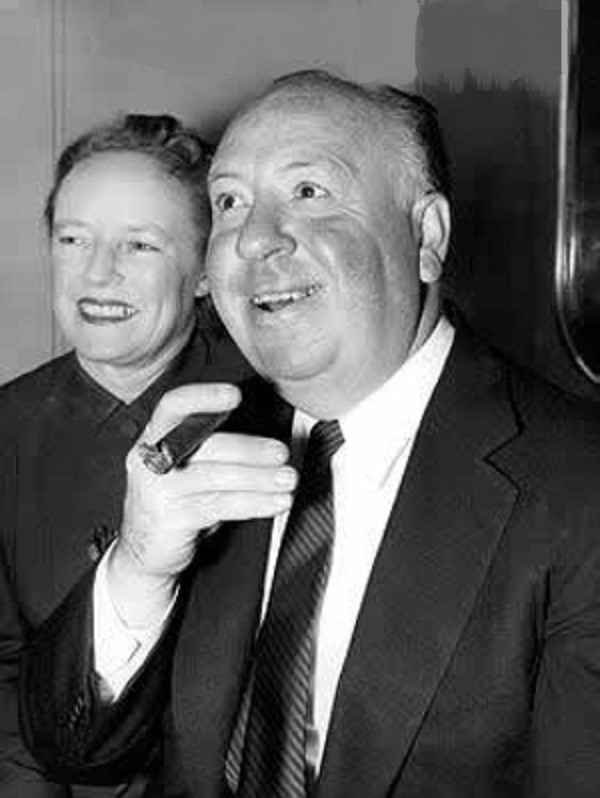 Alfred Hitchcock and Alma Reville were married 54 years until his death - December 2, 1926 - April 29, 1980