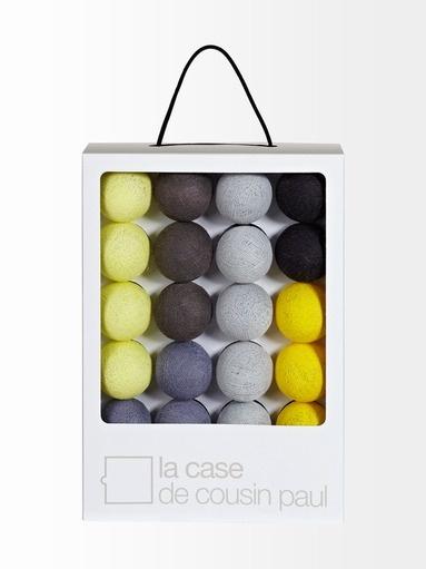 La Case de cousin Paul Manhattan-sisustusvalosarja - Stockmann.com