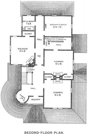 1000 Images About Vintage Home Plans On Pinterest House