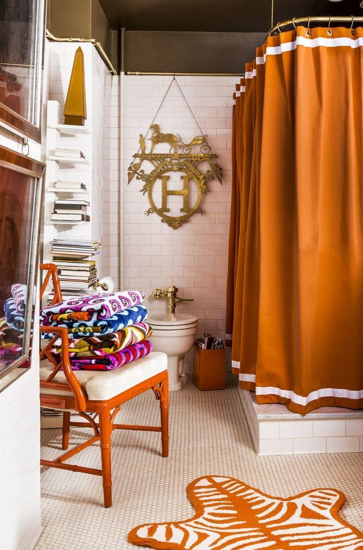 die besten 17 ideen zu orange badezimmer auf pinterest | orange, Hause ideen