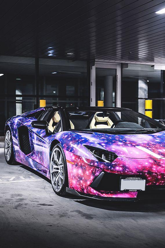 Pure Luxury | Galaxy Aventador Via       ✤✤LadyLuxury✤✤