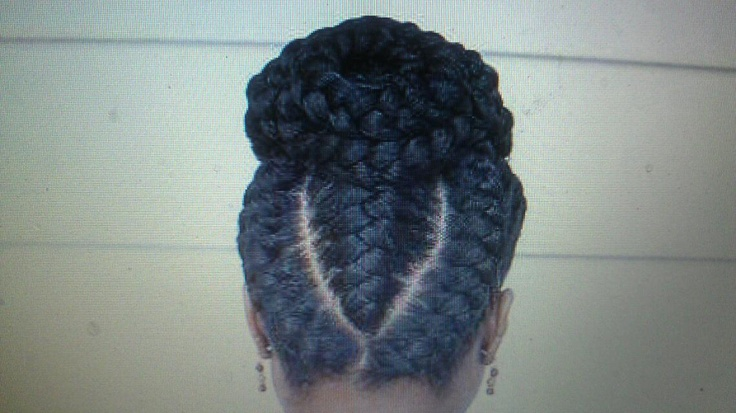 3 Goddess Braids Hairstyles: 10 Best Images About Goddess Braids On Pinterest