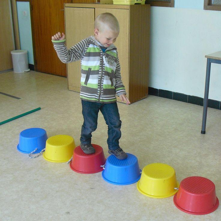 La psychomotricité à l'école maternelle… — — La vie au Sources | Les Sources