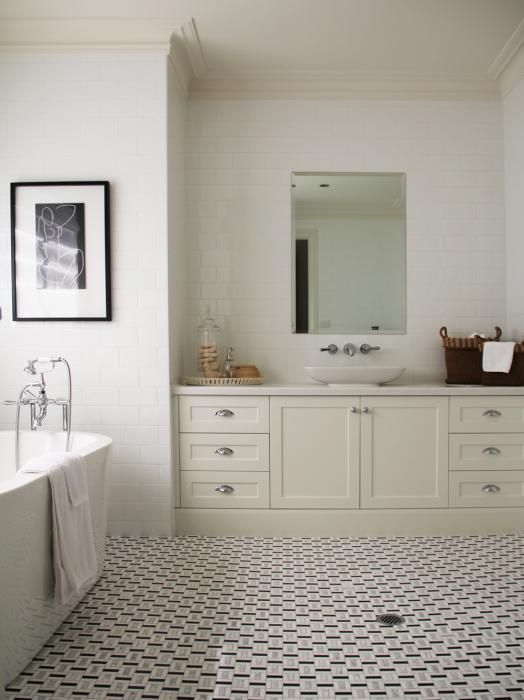 76 best bathroom hampton style images on pinterest