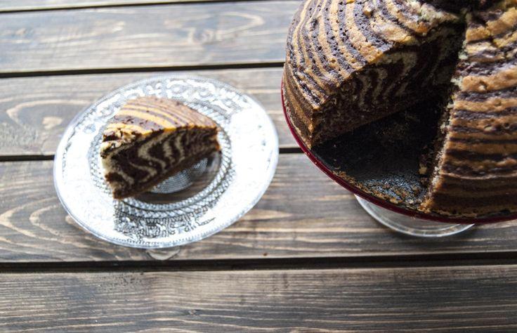 HeimGourmet zeigt euch wie man ein Kuchen mit Zebramuster gelingt! - Seite 8