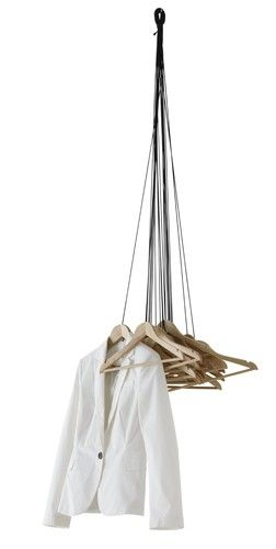 this coat rack could potentially be a DIY project... although this one by Ligne Roset looks awesome.