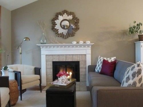 Valspar Arid Plains Tan Living Room Paint Color 00392 Finally A Site That
