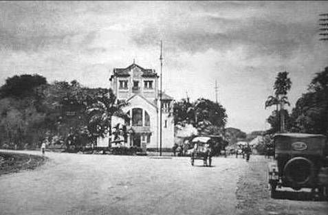 Jatinegara,Batavia-Tempo dulu