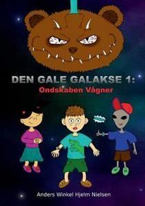 Bognørden: Den gale galakse 1 - Ondskaben vågner