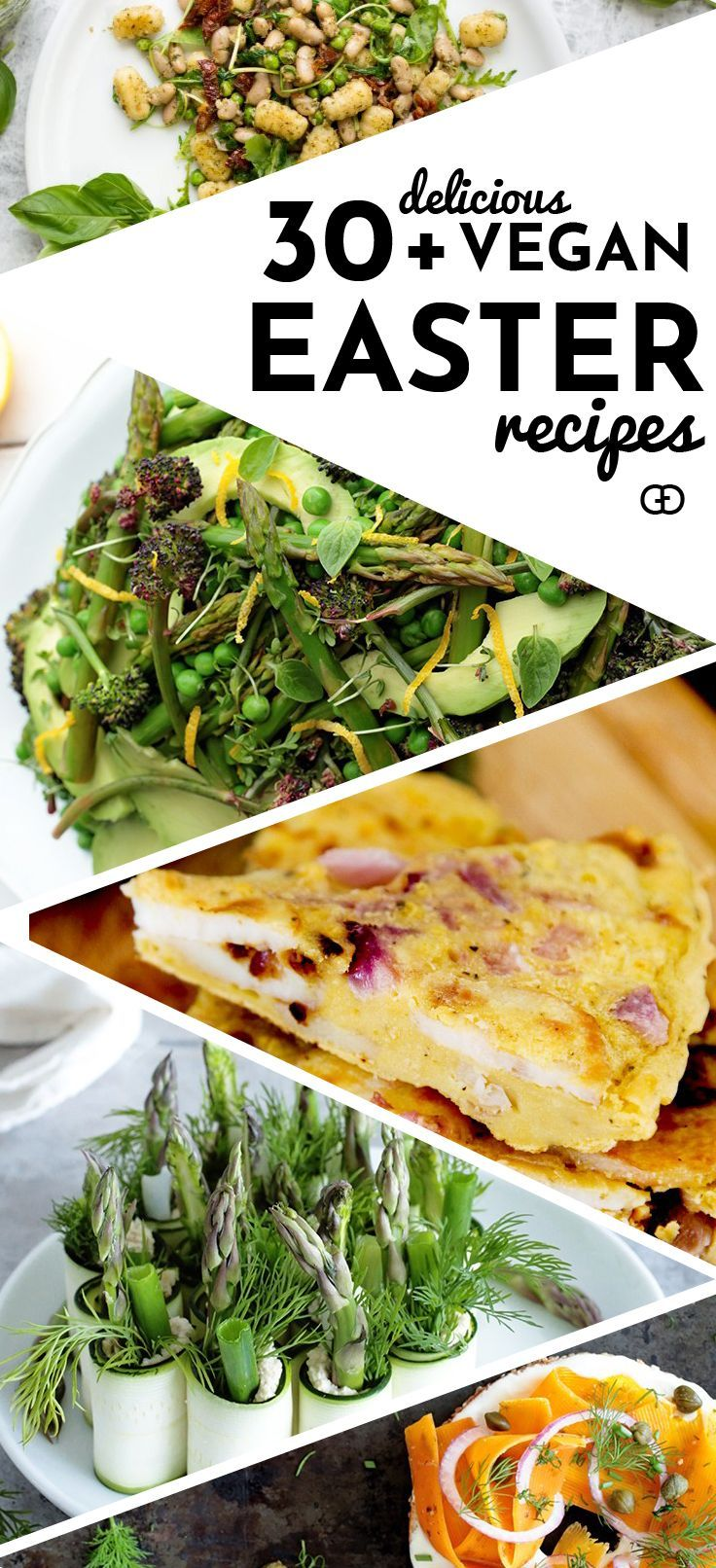 Vegan Easter Recipes Over 30 Eggcellent Vegan Easter Recipes That Are Guaranteed To Impress Th In 2020 Vegan Easter Recipes Vegan Easter Dinner Easter Dinner Recipes