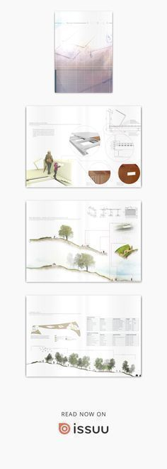 RMGB - postgraduate landscape architecture portfolio vol 2 Portfolio of completed works during my MA degree, year-out experience and BA degree #architectureportfolio #madegree