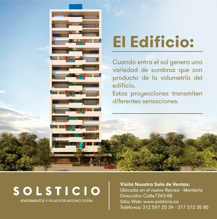 Sabemos que necesitas los apartamentos de Solsticio Montería.