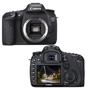 SALE Canon Cameras - 18 MP EOS 7D Dig. Cam.