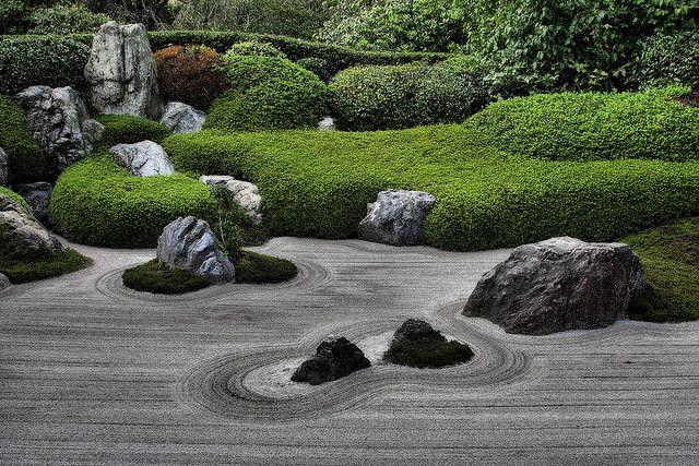 Kamakura Rock Garden: Rock Garden Design, Dry Garden, Rock Gardens, Kamakura Rock, Garden Design Ideas