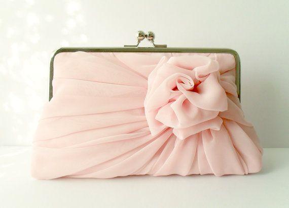 Sobre rosa Complementos para novias