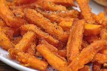 Foto de la receta de zanahoria frita