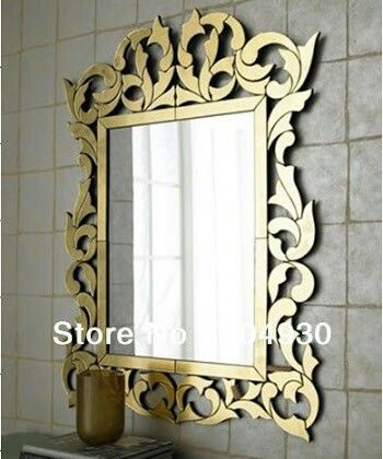 Venetian Gold Mirror
