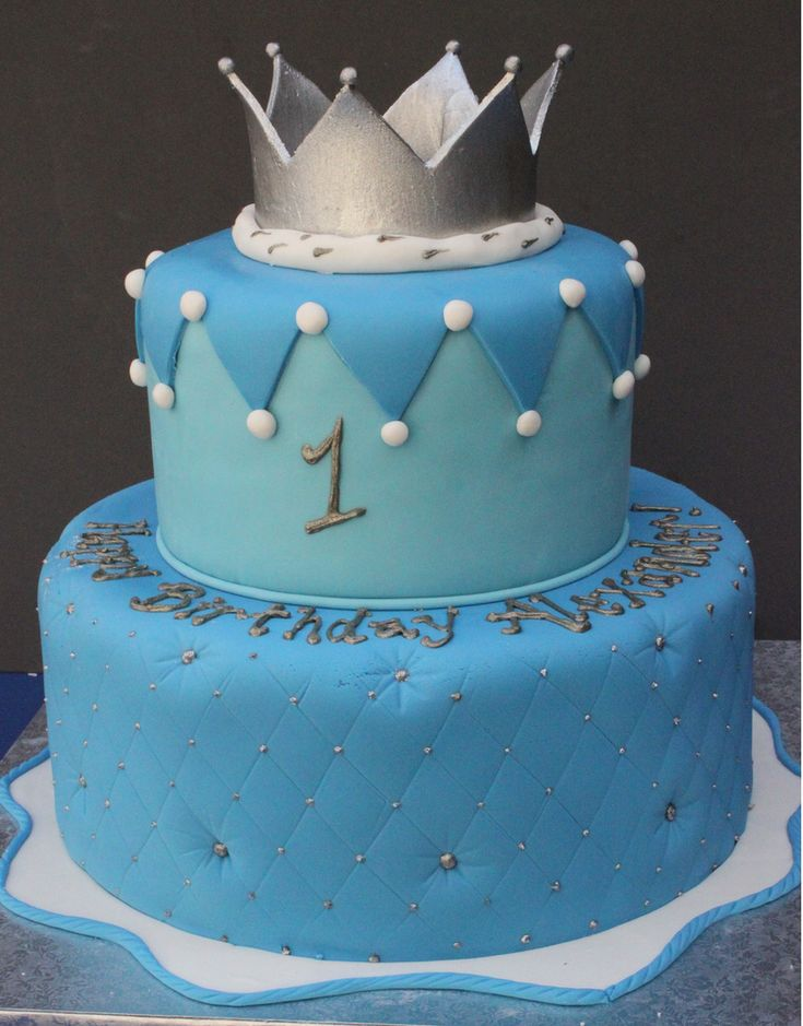 Cake With Crown For Boy : 17 Best images about Cake on Pinterest Cake ideas ...