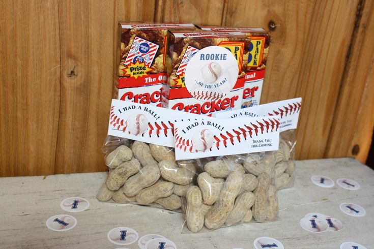 Baseball Treat Bag Topper  INSTANT DOWNLOAD  DIY by customaed, $6.00