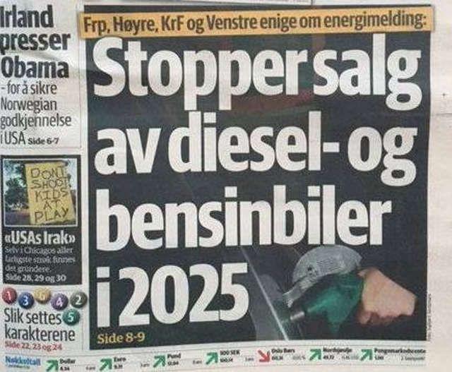 Norway willban...