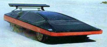 The Black Moon from Black Moon Rising, 1986. It was based on a 1980 Wingho Concordia II, designed by Bernard Beaujardins and Clyde Kwok in Montreal.