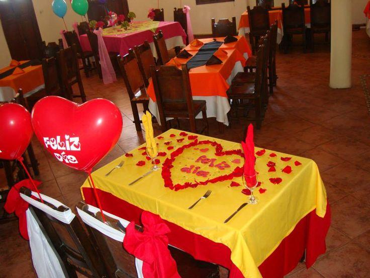 Cena romantica fechas especiales en casa vieja pinterest - Idee cena romantica a casa ...