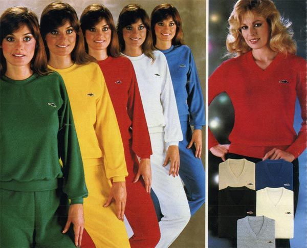 19 best images about 1980s: Women's & Girls Fashion on ...