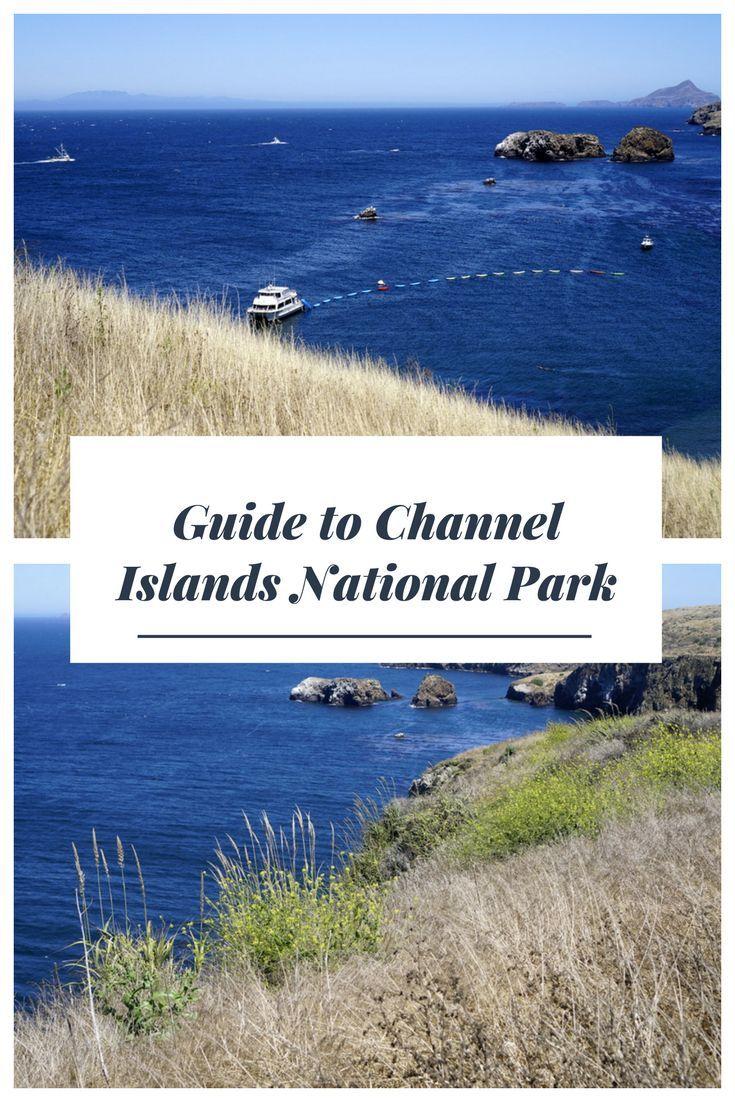 Channel Islands Islands