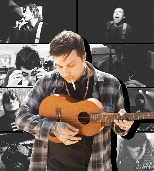 Frank Iero | My Chemical Romance and FIATC