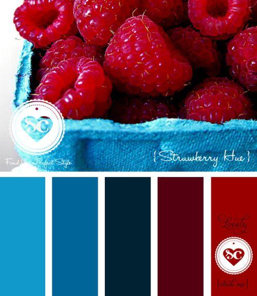 078 Strawberry Hue by Asmalina © 2012 Sorbetcolour ™