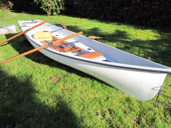 14 FT. Classic Row Boat | Row boat, Classic, The row