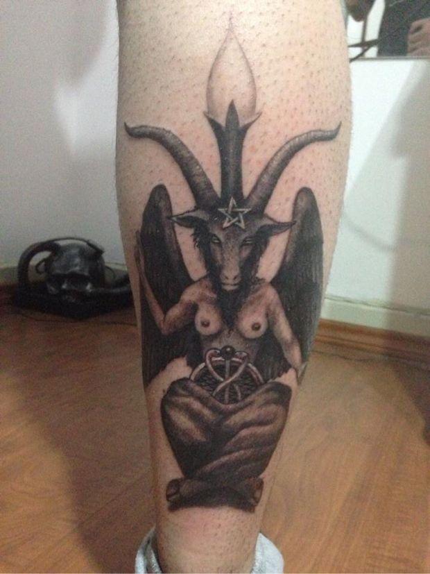 17 Best images about Baphomet on Pinterest | Devil ...