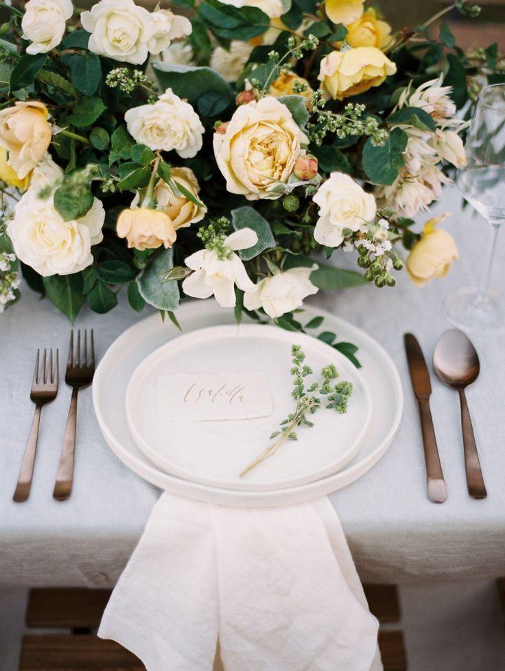 Comment Decorer Les Tables De Mariages