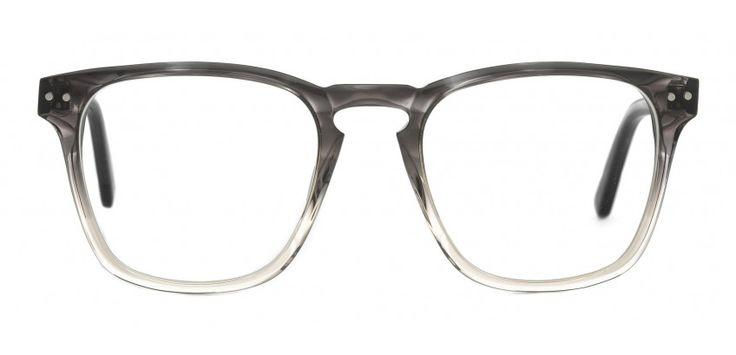 Hudson   Charcoal Gradient - Frauen Brillen   Ace & Tate