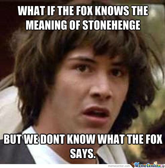 Ylvis - What does the fox say?