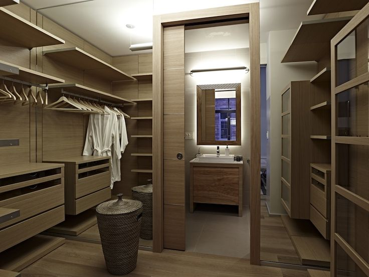 Bathroom And Walk In Closet Designs Impressive 15 Best Walk Through Closets Images On Pinterest  Walk In Design Ideas