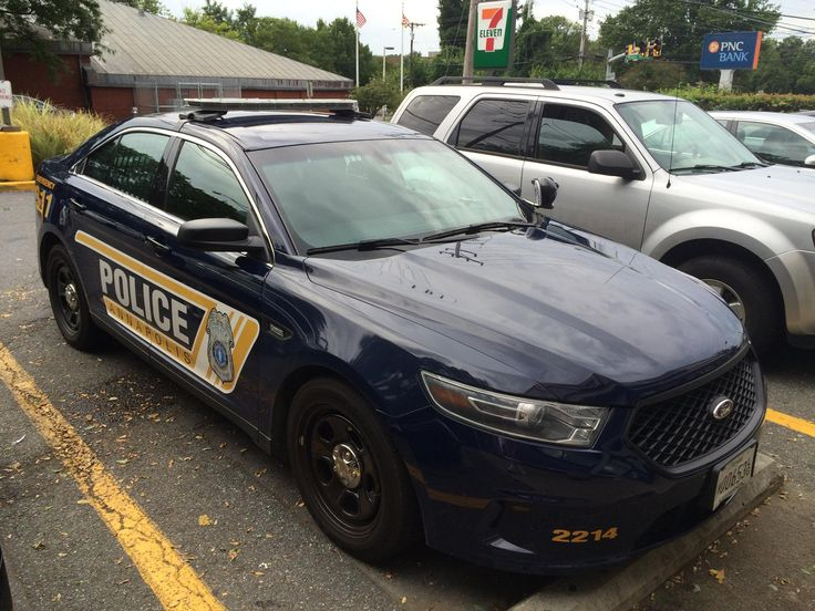 annapolis maryland ford interceptor police vehicle