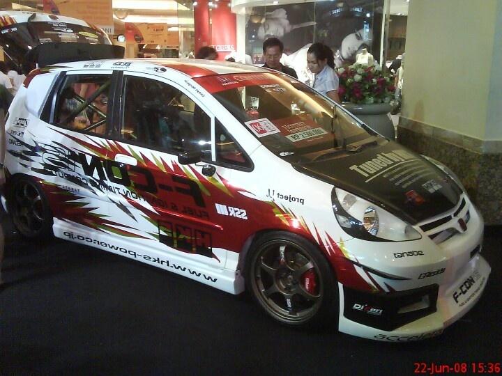 Honda Jazz '08 contest