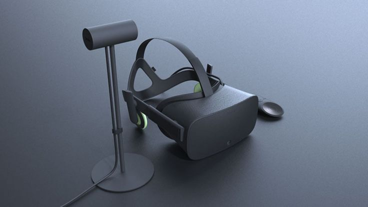 Oculus leaks old mockups of a consumer Rift on its event countdown page