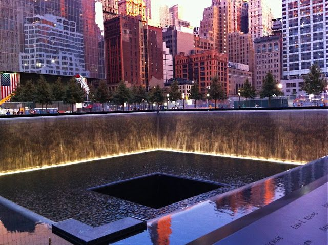 NYC ♥ NYC: The Newly Opened National September 11 Memorial (9/11 Memorial)…