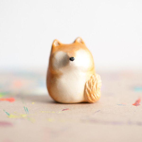 Le Shiba Inu Fat-Fat Totem // le animalé