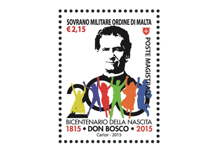 COLLECTORZPEDIA Bicentenary of Don Bosco