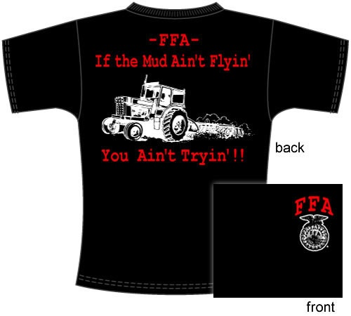17 best images about ffa on pinterest thomas jefferson for Ffa t shirt design