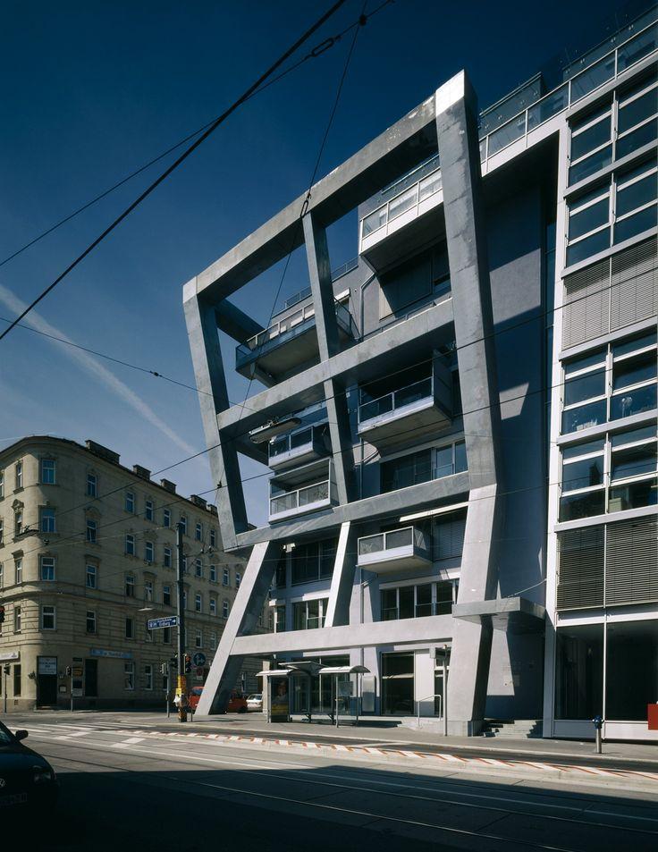 17 best images about coop himmelb l au on pinterest for Designer apartment vienna