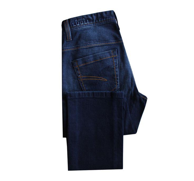 Jeans - Blue from Claudio Lugli. RRP £70.00 - pinned by Wyatt Shoe Shop