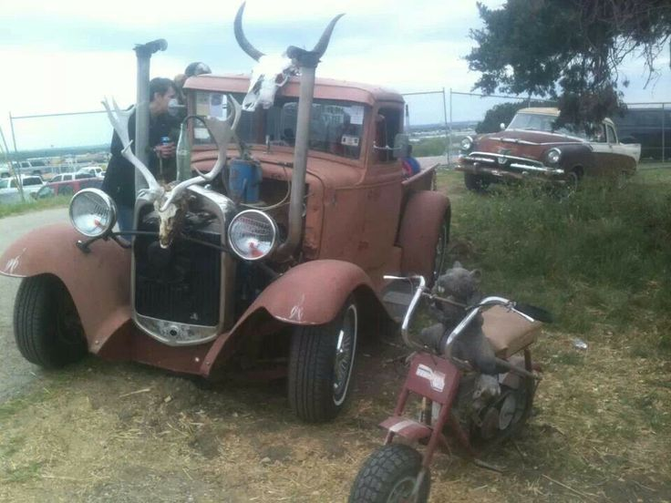 85 best rat rods images on pinterest rat rods rats and cars hes gotta be from texas sciox Gallery